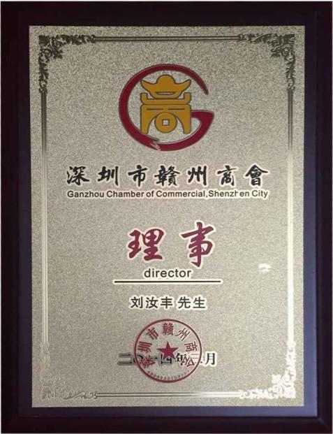 荣誉证书(三)